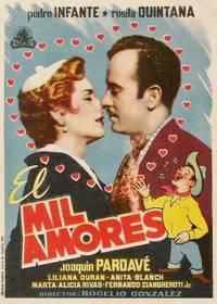 Постер El mil amores