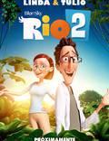 """Постер из фильма """"Рио2"""" - 1"""