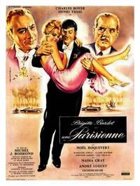 Постер Парижанка