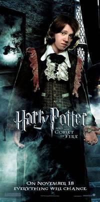 Постер Гарри Поттер и Кубок огня