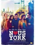 """Постер из фильма """"Приключения французов в Нью-Йорке"""" - 1"""