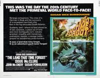 Постер Земля, забытая временем