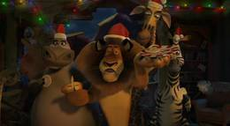 """Кадр из фильма """"Рождественский Мадагаскар"""" - 1"""
