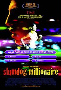 Постер Миллионер из трущоб