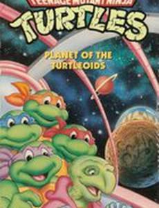 Черепашки ниндзя: Планета черепашек