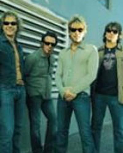 Bon Jovi фото