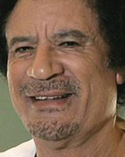 Муаммар Каддафи фото
