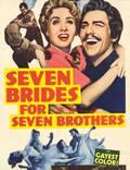 """Постер из фильма """"Семь невест для семи братьев"""" - 1"""