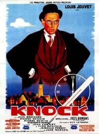 Постер Кнок