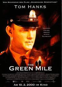 Постер Зеленая миля