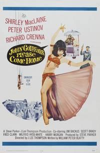 Постер Джон Голдфарб, пожалуйста, иди домой!