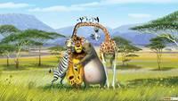Кадр Мадагаскар 2