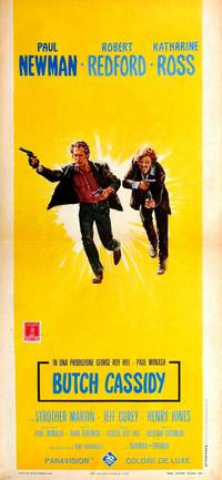 Постер Буч Кэссиди и Сандэнс Кид