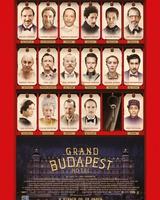 """Постер из фильма """"Отель «Гранд Будапешт»"""" - 4"""