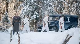 """Кадр из фильма """"Снег и пепел"""" - 2"""