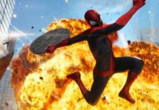 Смотрите онлайн-трансляцию премьеры фильма «Новый Человек-паук 2»