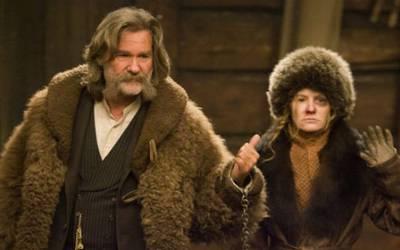 Коубы недели: русское ТВ, Кайло Рен без маски и «Омерзительная восьмерка»