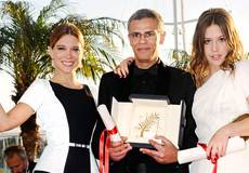Главный приз Канн-2013 разделили на троих