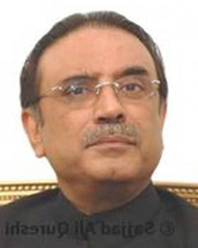 Асиф Али Зардари фото