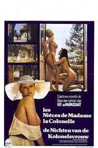 Постер Племянницы госпожи полковницы