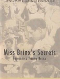 Тайна мисс Бринкс
