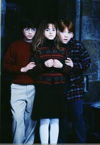 Кадр Гарри Поттер и философский камень