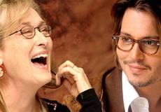 Мэрил Стрип и Джонни Депп споют в мюзикле Роба Маршалла