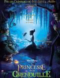 "Постер из фильма ""Принцесса и лягушка"" - 1"