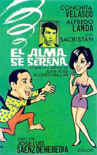 Постер El alma se serena