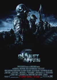Постер Планета обезьян