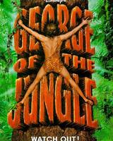 """Постер из фильма """"Джордж из джунглей"""" - 2"""