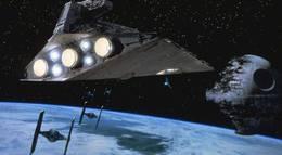 """Кадр из фильма """"Звездные войны: Эпизод 6 – Возвращение Джедая"""" - 1"""