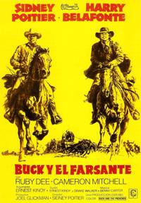 Постер Бак и Проповедник