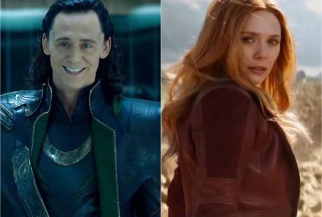 Локи и Алая ведьма получат собственные сериалы