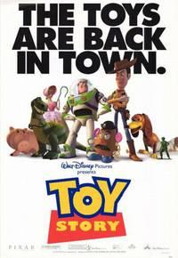Постер История игрушек