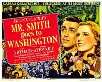Постер Мистер Смит едет в Вашингтон