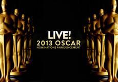Объявлены номинанты на «Оскар 2013»
