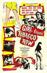Постер Girl from Tobacco Row