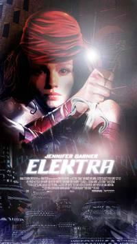 Постер Электра