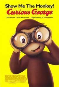Постер Любопытный Джордж