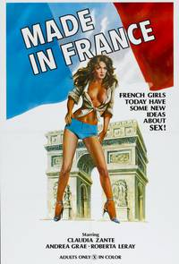 Постер Сделано во Франции
