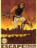"""Постер из фильма """"Побег из Нью-Йорка"""" - 1"""