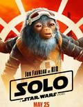 """Постер из фильма """"Соло: Звездные войны. Истории"""" - 1"""