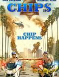 """Постер из фильма """"Калифорнийский дорожный патруль"""" - 1"""
