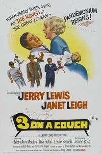 Постер Three on a Couch