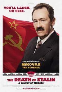 Постер Смерть Сталина