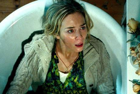 Эмили Блант в трейлере хоррора «Тихое место»