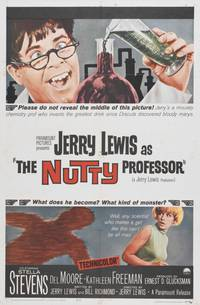 Постер Чокнутый профессор