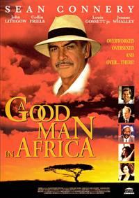 Постер Хороший человек в Африке