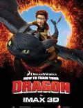 """Постер из фильма """"Как приручить дракона"""" - 1"""